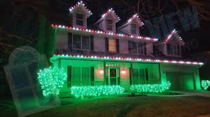 Mini Lights On House Christmas Light Design And Installation In Schaumburg Il