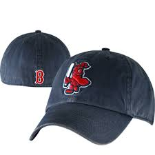 Boston Red Sox 47 Brand Cooperstown Franchise Logo 1969