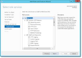 Installing Microsoft Internet Information Services Iis