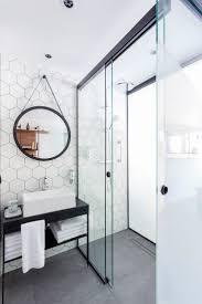 Black And White Bathroom 116 Best Black White Bathrooms Images On Pinterest