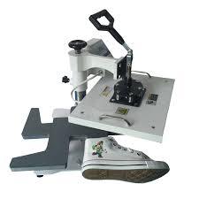 Digital <b>Shoe Heat Press Machine</b> , Shoes Sublimation Heat Transfer ...