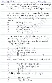 pair of linear equations in two variables ex 3 11 r d sharma dronstudy com