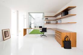 clear office. Beautiful Office Floating Shelves Office Perfect For Narrow Space  Working Room At Clear  Office House With Clear O