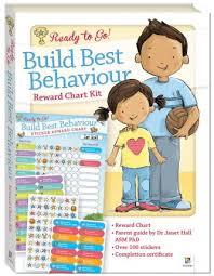 Ready To Go Reward Chart Build Best Behaviour Hinkler