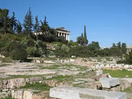 Αποτέλεσμα εικόνας για tholos ancient agora athens