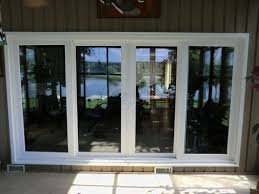 image of great double sliding patio doors