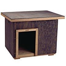 Dog House Plans  tips on building a dog house flat roof doghouse