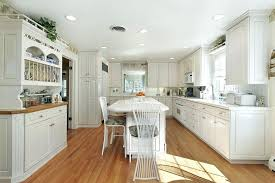 white kitchen light wood floor. Simple White Dark Cabinets Light Floors White Kitchen  With Wood Intended White Kitchen Light Wood Floor K