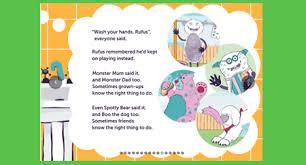 Parents How To Teach Children Handwashing
