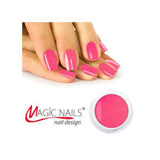 Uv Gely Neon Pixel Baby Pink