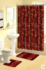 bathroom shower curtains coffee bathroom sets shower curtain liner shower curtain sets luxury bath