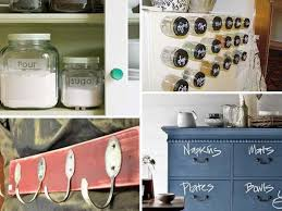 Unique Kitchen Storage 36 Sneaky Kitchen Storage Ideas Ward Log Homes