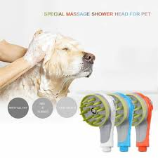 Dog Bathing Tool Shower Head ...
