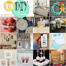 top 14 diy ideas at tidymom