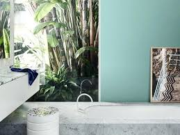 green feature wall colour forecast escapade bathroom with inspirations paint wallpaper living room emerald