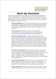 New Business Startup Checklist Business Startup Checklist Free Printable Samples