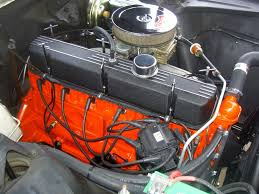 Tricked-out Chevy six cylinder engines - 1965 C10 PANEL | 250 ...