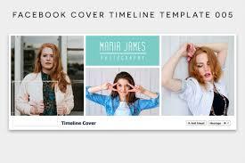 Free Facebook Cover Timeline Template 5 - Creativetacos