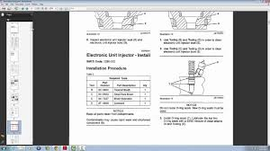 caterpillar 3406e disassembly assembly manual