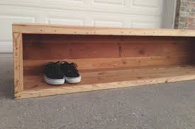 bench reclaimed storage bench seat natural wooden shoe design mudroom and bedroom black indoor upholstered entryway