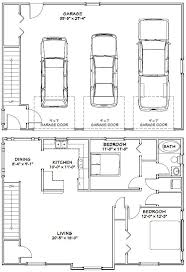 garage apartment floor plans. Perfect Apartment 40x28 3Car Garage  40X28G9 1146 Sq Ft  Excellent Floor Plans On Apartment D