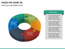 Puzzle Pie Chart 3d