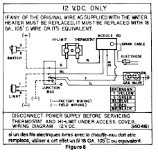 33 suburban rv furnace thermostat suburban rv furnace wiring wiring diagram for suburban sw6de water heater dsi water