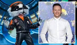 The masked singer has officially returned for its fifth season last night and it started with a bang. The Masked Singer Kevin Clifton Exposed As Badger After Fans Spot New Strictly Clue Tv Radio Showbiz Tv Express Co Uk