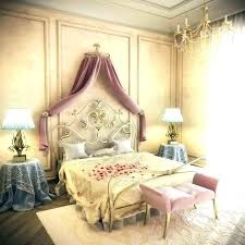 Pink And Gold Room A Shabby Chic Glam Girls Bedroom Design Idea In ...