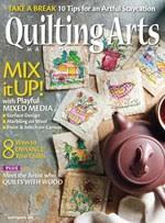 Quilting Arts Magazine | Quilting Arts Magazine Subscription Deals & Quilting Arts Magazine | 6/2017 Cover Adamdwight.com