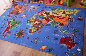 Childrens Large Rugs Ideas