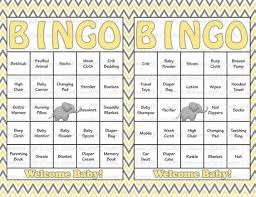 Printable Baby Shower Bingo Cards  Floral Baby Bingo Template Baby Shower Bingo Cards Printable