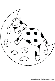goodnight moon coloring pages cow jumping over the moon coloring page cow jumping over the moon goodnight moon coloring pages