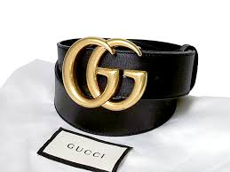 double g buckle is excellent at an impact fluent feel of a material of the leather of the black color to give off refined er is an article full of the