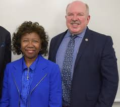 """Georgia State University • School of Public Health on Twitter: """"Dr. Priscilla  Oliver (@DrPOliver), a #gsu @aysps alumna, is one of the nation's  #environmentalhealth experts who is fighting #COVID19 #TheStateWay! Learn  more"""