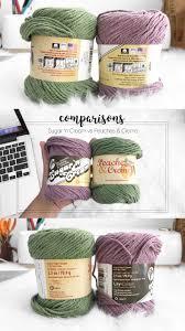 Peaches And Cream Yarn Color Chart Sugar N Cream Vs Peaches Creme Crochet Yarn Peaches