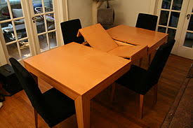expandable furniture. An Expandable Table With Chairs Furniture W