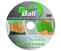 bender ball dvd core and buns and thighs