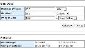 Cost Per Mile Calculator Excel Mileage Fuel Calculator Magdalene Project Org