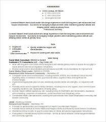 Social Work Resume Templates Classy 48 Social Work Resume Templates PDF DOC Free Premium Templates
