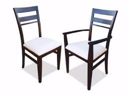silla comedor madera modernas laqueada tapizadas ecocuero th