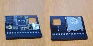 ide cards trouble with an sd card to ide adapter