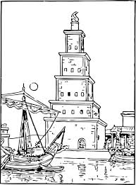 Small Picture Free Printable Lighthouse Coloring Pages For Kids