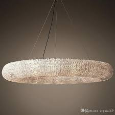 round glass chandelier modern chandeliers lighting round crystal chandelier halo hanging light for home hotel living round glass chandelier