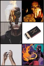 Light X Reader El Diablo El Diablo Diablo Art