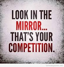 Look In The Mirror Quotes Simple Look In The Mirror Quote