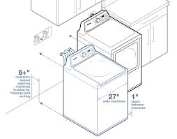 Standard Washing Machine Width Washing Machine Buying Guide Singapore Gain City Online Store