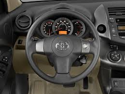 2011 Toyota RAV4 Steering Wheel Interior Photo | Automotive.com