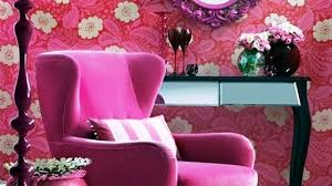 Pink Living Room Can You Go Bold With A Hot Pink Living Room Youtube