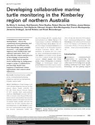 Derby Dam Tide Chart Pdf Developing Collaborative Marine Turtle Monitoring In